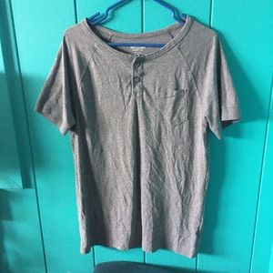 Men's gray mossimo T-shirt